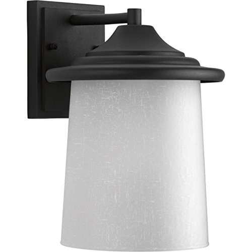 (Progress Lighting P6060-31 Essential 1 Light Medium Wall Lantern, 8