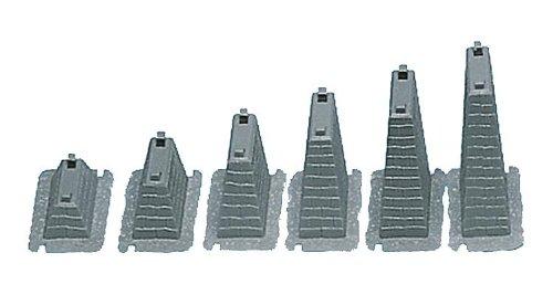 Faller - F120472 - Modélisme - Piliers - 6 Pièces GM-FA120472 Gares