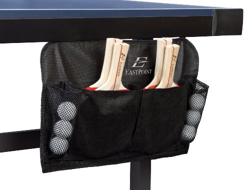 EastPoint Sports 4-Player Paddle & Ball Set with Organizer 1-1-19263