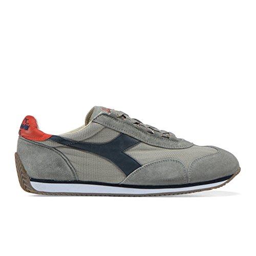Diadora Heritage Herrenschuhe Herren Wildleder Sneakers Schuhe equipe stone vint C4828 - REGEN DEEP BLUE-GREY