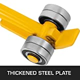BestEquip 3T Prylever Bar 6600 Lbs Capacity Steel