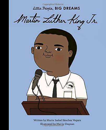Martin Luther King, Jr. (Little People, BIG DREAMS (41))