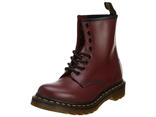 Dr Martens s Women's 1460 8-Eye Patent Leather Boots, Che...