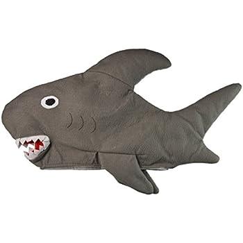 "US Toy One Shark Theme Plush Hat, 24"""
