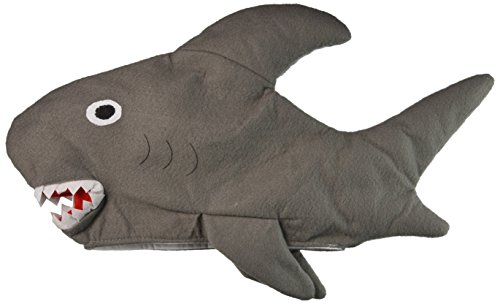 US Toy One Shark Theme Plush Hat, 24