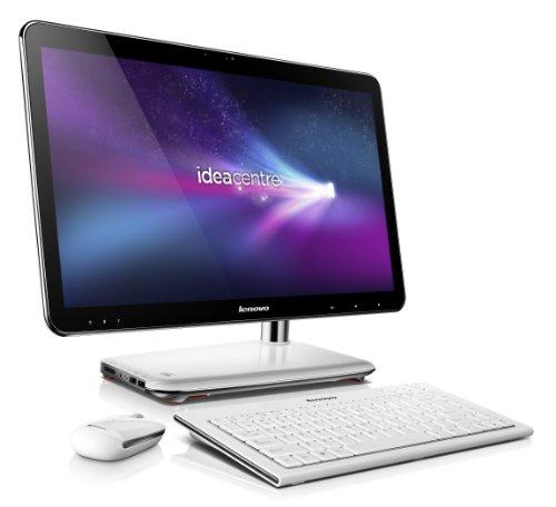 Lenovo IdeaCentre A320 21.5 inch All-in-One Desktop PC (Intel Core i3-2310M 2.1GHz, 4Gb, 500Gb, External DVDR, LAN. WLAN…
