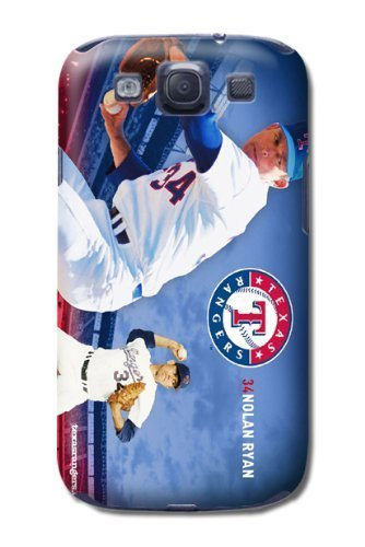 Texas Rangers Mlb Case Personalized Name And Number For Samsung Galaxy S3 Cover