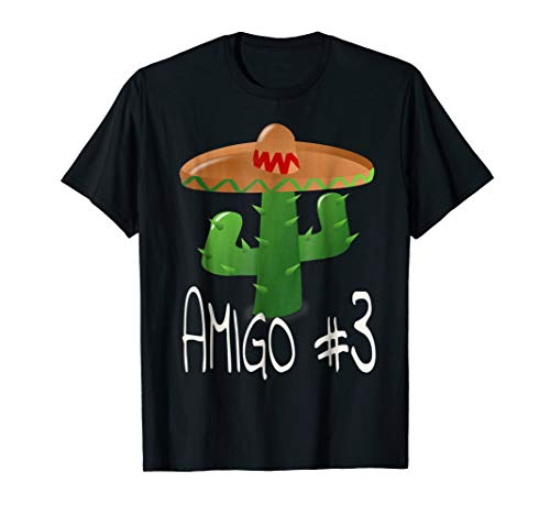 Amigo #3 Funny Group Halloween Costume Idea Adults or Kids ()