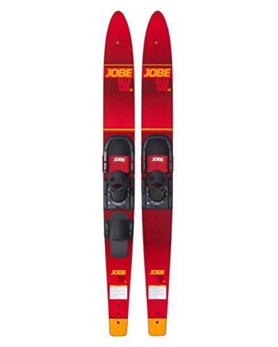 Jobe Allegre Combo Ski, Red, 67 inch