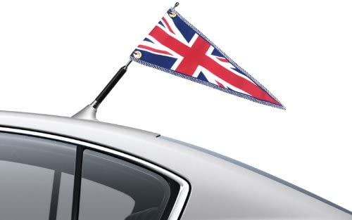 Union Jack car aerial topper flag GB UK Flag Price Includes UK P/&P ONLY £3.99 :