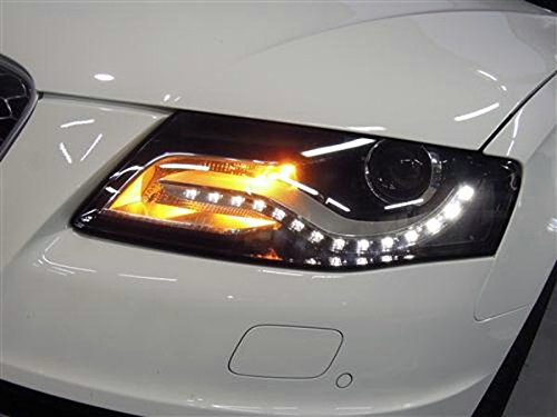 Amber Yellow Error Free PH24WY SPH24 12272 LED Bulbs For Audi Cadillac GMC,etc For Front Turn Signal Lights iJDMTOY 2