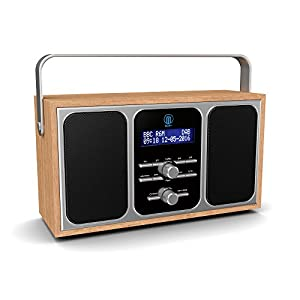 girton dab dab digital fm portable radio with stereo electronics. Black Bedroom Furniture Sets. Home Design Ideas