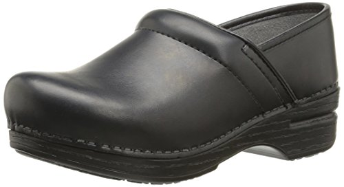 Dansko Women's Pro XP Mule, Black Box, 39 EU/8.5-9 M US by Dansko