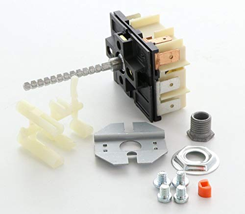 Burner Infinite Switch Kit Range Oven Stove Cooktop Parts for GE Hotpoint WB21X5243