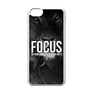 Lion DIY Hard Case for iPhone 6 (4.5) LMc-83397 at LaiMc