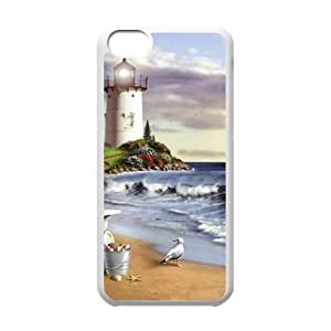 Lighthouse CUSTOM Cover Case for iPhone 6 (4.5) LMc-26216 at LaiMc