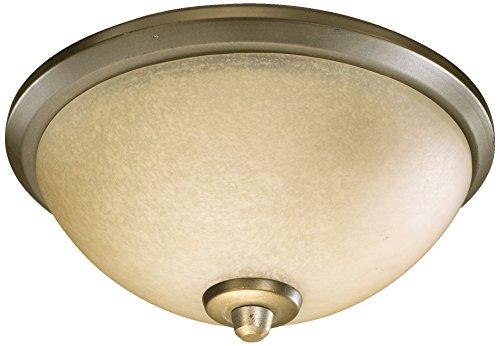 Quorum International 2389-9122 Alton Light Kit, Antique (Antique Flemish Ceiling Fan)