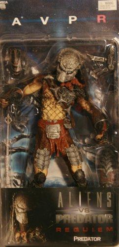 Alien VS. Predator: Requiem NECA Action Figure Series 2 Predator Masked