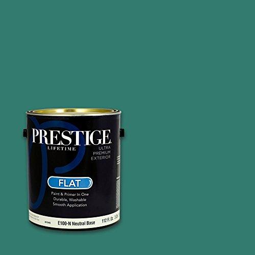 Prestige Greens and Aquas 7 of 9, Exterior Paint and Prim...