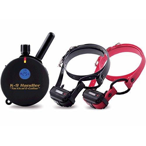 Educator K9-402 B37 Two Dog Handler 3/4 Mile Remote Dog Training Collar, 37″ Bungee Collar For Sale