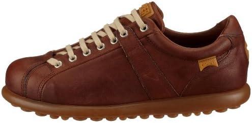 Camper Homme Pelotas Ariel X Lite Brun Chaussures Cuir Taille UK 7-12