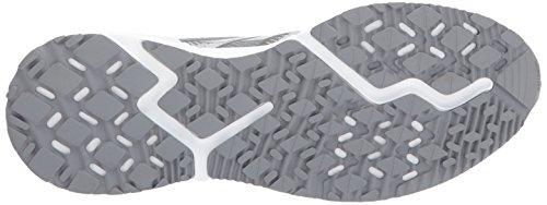 Adidas Performance Mens Aerobounce M Chaussure De Course Gris Deux / Argent Métallique / Gris Cinq