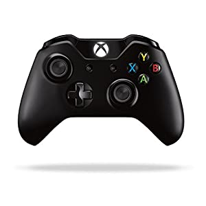 Xbox One Wireless Controller (Without 3.5mm Headset Jack) (Certified Refurbished)