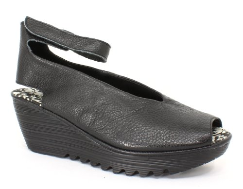 Bernie Mev Women's Mely Synthetic Casual Shoes Black 39