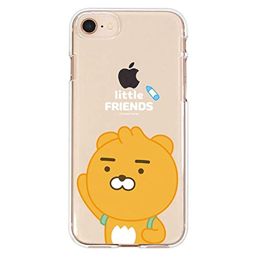 half off d09f4 83108 Amazon.com: Kakao Friends Little Jelly Case for Apple iPhone Xs Max ...