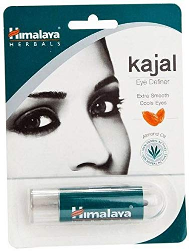 Himalaya Herbals Kajal, Black, 2.7g product image
