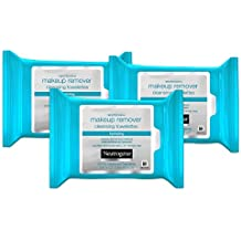 Neutrogena Hydrating Makeup Remover Facial Cleansing Wipes 25 Count (Value...