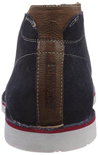 Arqueonautas Pompas Herren Chukka Boots Blau (Navy)