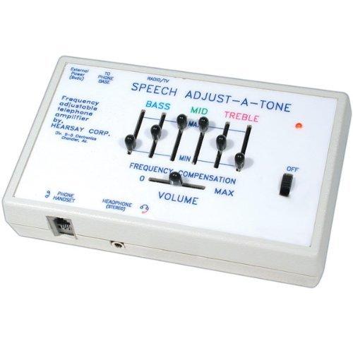 Speech Adjust-A-Tone HGA-TP- Basic