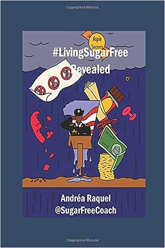 #LivingSugarFree Revealed available on Amazon.