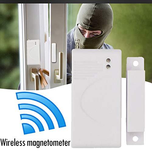 Monitor de sensor de puerta inalámbrico Doorsensor 315MHz portátil: Amazon.es: Bricolaje y herramientas