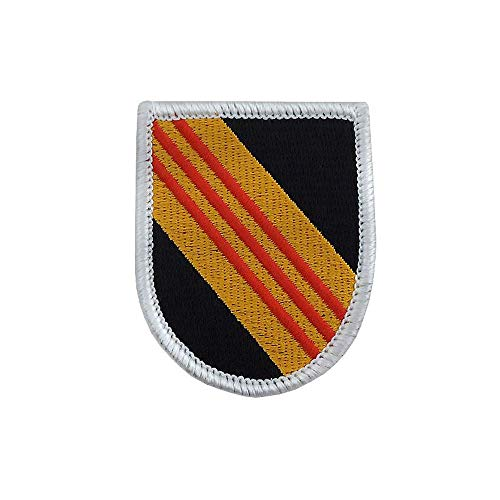 5th Special Forces Vietnam US Army Flash ()
