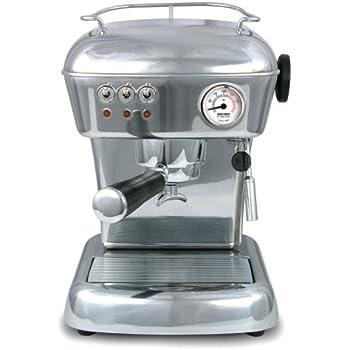 Amazon.com: Ascaso Dream Espresso machine Nube Color Blanco ...