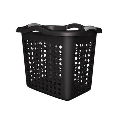 Laundry Hamper  Color: Black