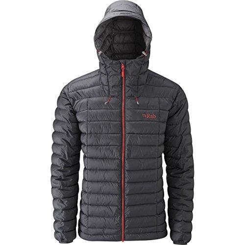 821468756625 - Rab Nebula Jacket - Men's Beluga / Zinc Medium carousel main 0