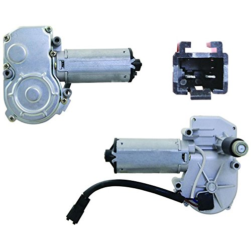 (New Rear Wiper Motor For 1991 1992 1993 1994 1995 Dodge Grand Caravan Chrysler Town Country Voyager, Replaces Chrysler 4389451, 4636138)