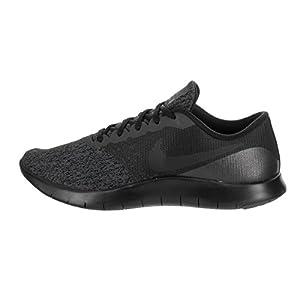 Nike Mens Flex Contact Running Shoe, Anthracite/Black, 12
