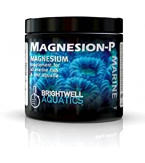 Brightwell Aquatics Magnesium Supplement for Marine & Reef Aquaria, ...