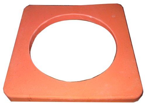 Área de trabajo protección CW-1policloruro de vinilo tráfico cono Estabilizador, para conos de 71.1cm y 36'