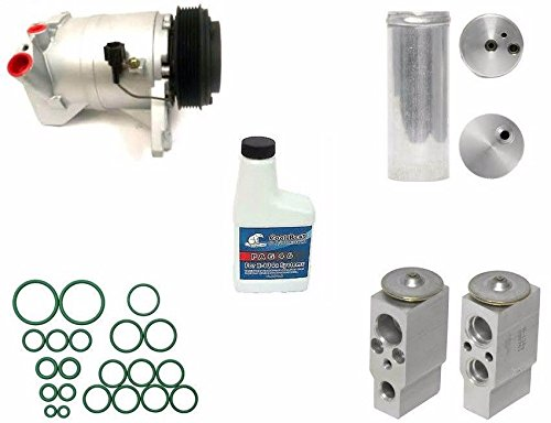A/C Remanufactured Compressor Kit Fits Nissan Quest 2004-2009 V6 3.5L Without Rear A/C 67465