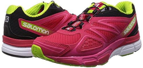 Pink Lotus Granny Black De Green Chaussures Course Femme scream Pour X 3d Salomon SZ6ZHwzqx