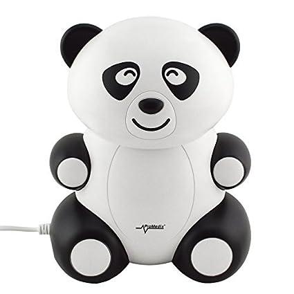 Promedix PR-812 - Nebulizador compresor de aire, Panda sonriente para niños