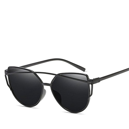 Grano Y Nueva ASD Color Estados De Unidos Personalidad Gafas Sol A Caja Unisex Europa Madera HJJ Trend Gafas Sol Moda Metal De G Hipster Film RadPa1qw