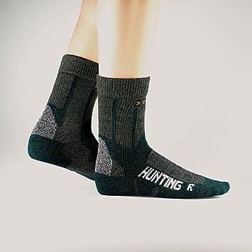 X-Socks Calcetines de Caza Pantalones Cortos, Primavera/Verano, Unisex, Color