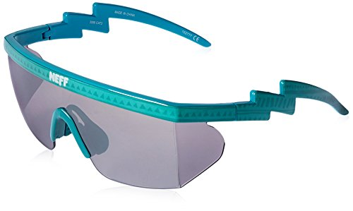 Neff Men's Brodie, Tribin, One - Celebrity Sunglass