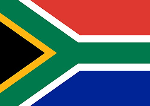 Toland Home Garden Country/National Flag of South Africa 12.5 by 18
